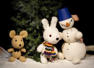 Как заяц ждал Новый год . Uut Aastat oodanud jänes