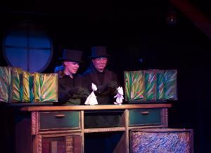 Русский театр кукол